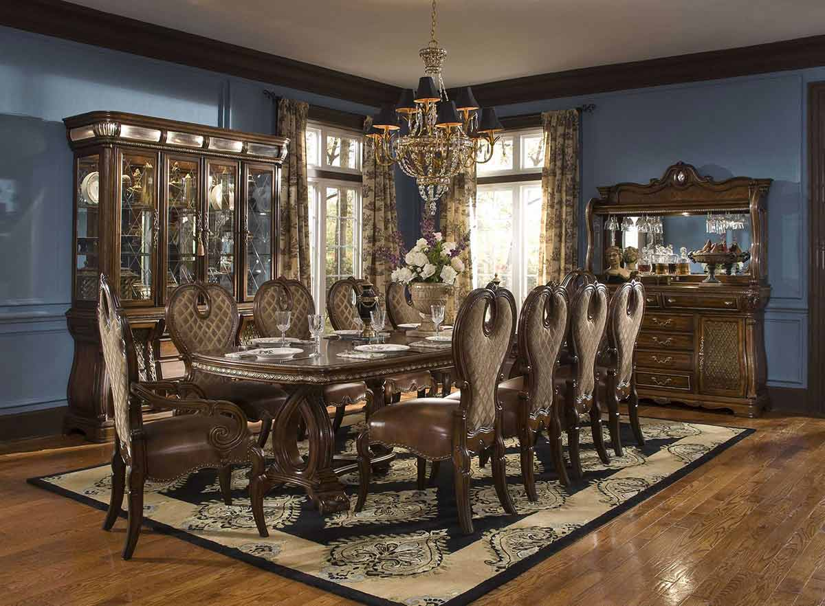 Michael Amini The Sovereign Dining Room