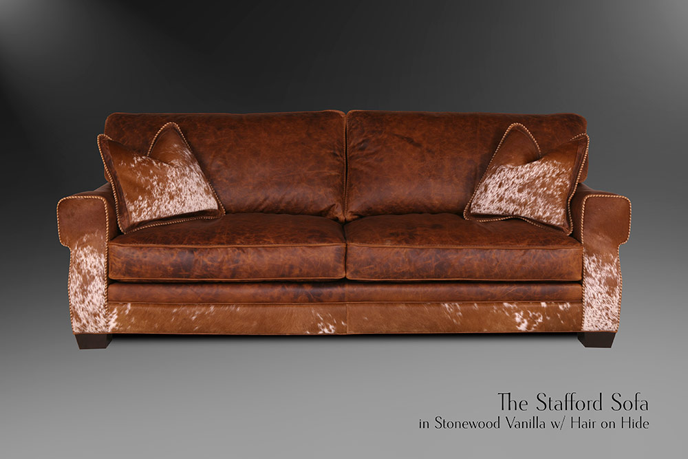 Eleanor rigby san antonio texas leather rustic furniture for Texas leather interiors prices