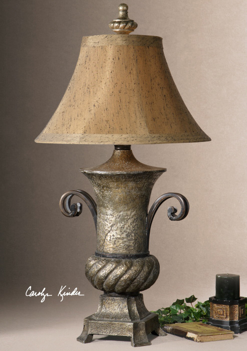 Borghetto designer lamp from Catrina's Ranch Interiors