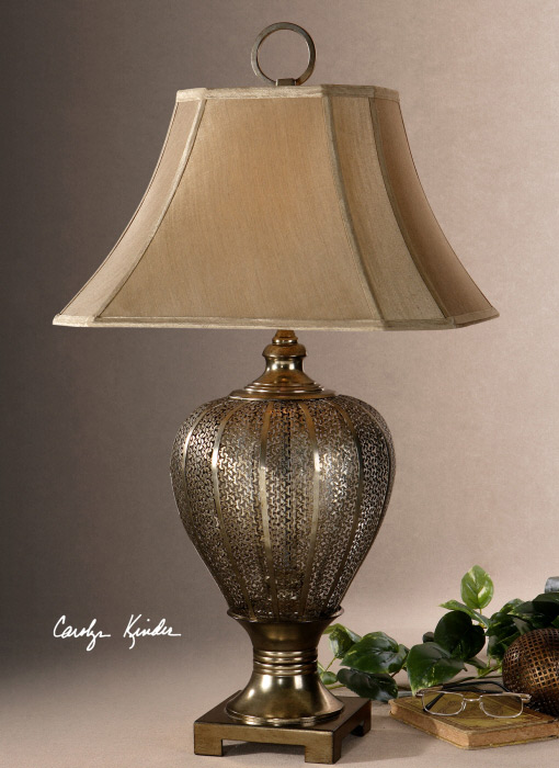 Cupello table lamp from Catrina's Ranch Interiors