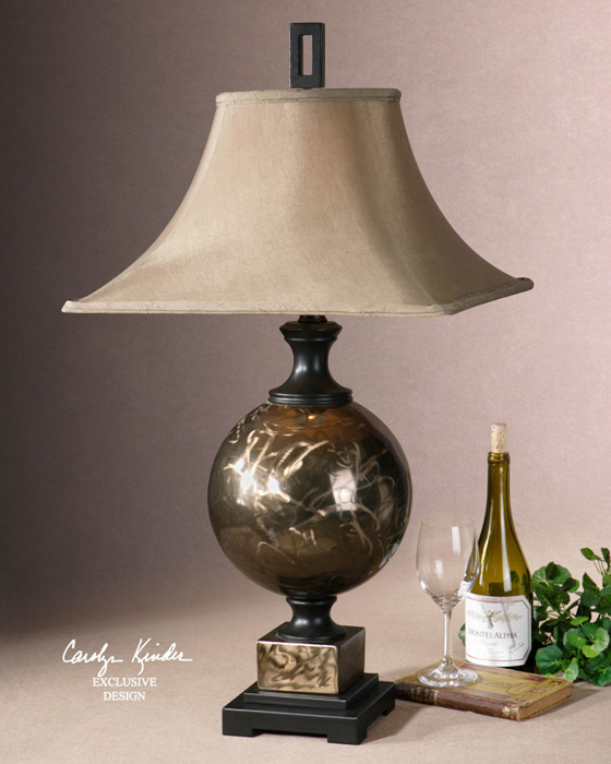 EllioTable Lamp from Catrina's Ranch Interiors