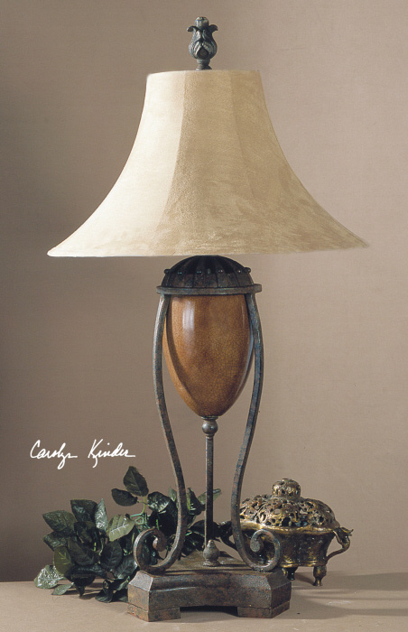 Madero, Amphora Designer Lamp from Catrina's Ranch Interiors