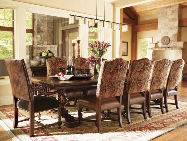 Silverton Rectangular Dining Table
