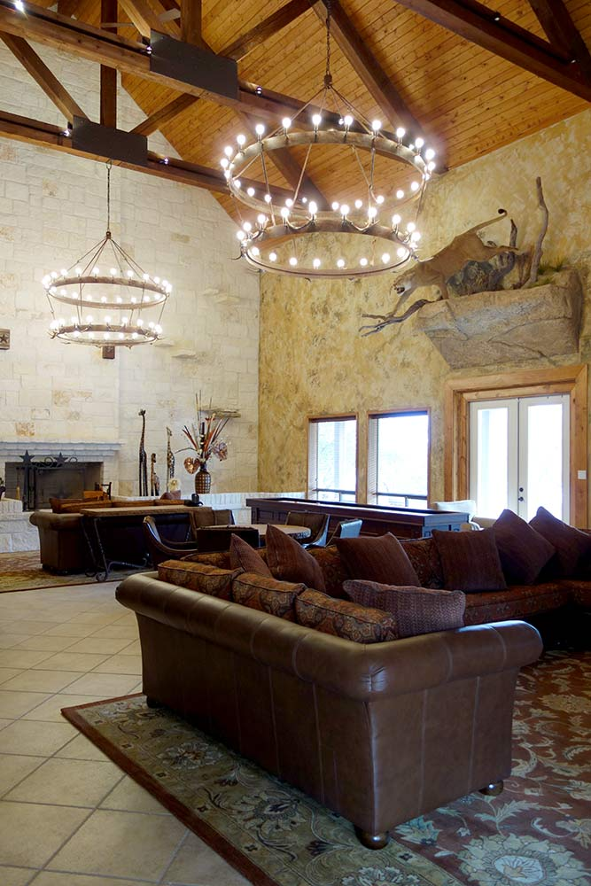 Ranch House Chandeliers