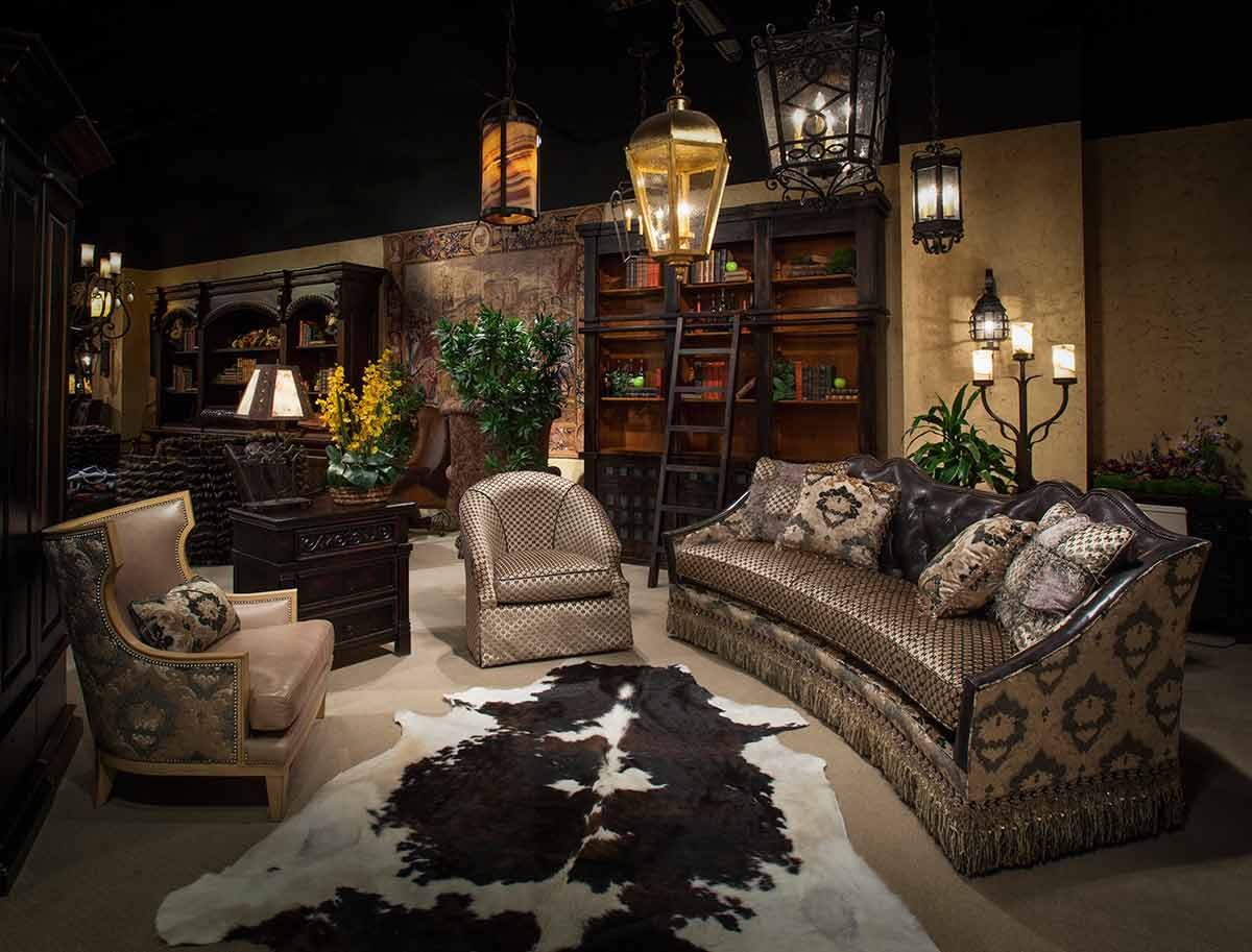 Catrina's Ranch Interiors Showroom