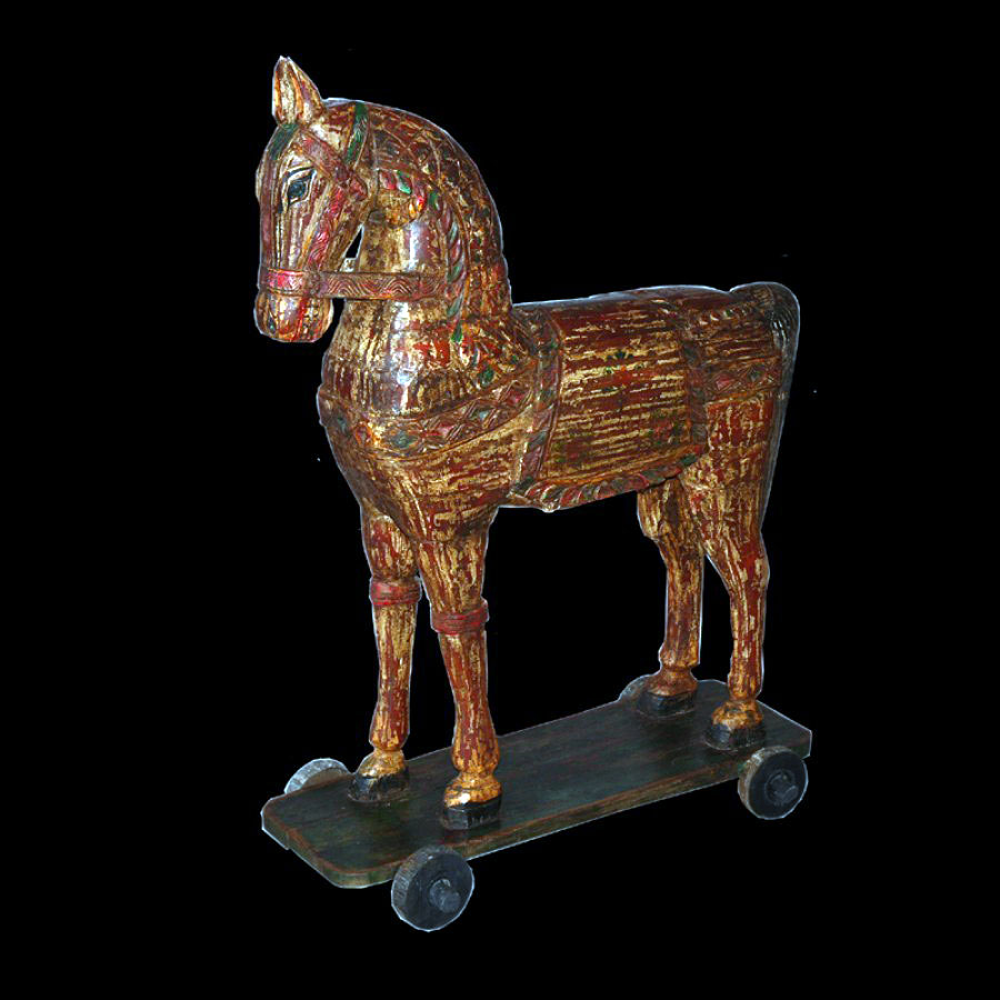 Safa Painted Horse, Multicolors