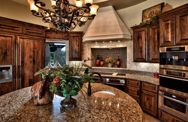 Catrina's Ranch Interiors Urban Home Kitchen