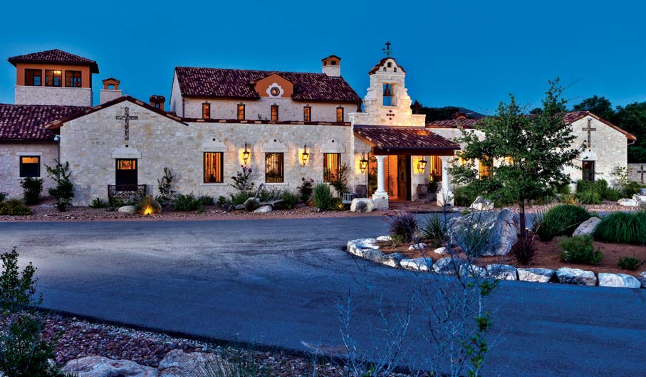 Mexican ranch style house plans - Ranch americain poet interiors houston ...